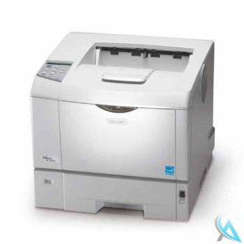 Ricoh Aficio SP 4210N gebrauchter Laserdrucker mit 60 Seiten mit neuem Toner