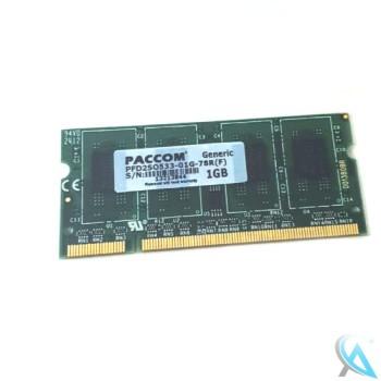 Konica Minolta gebrauchter Speicher 1 GB für bizhub C35
