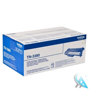Original Brother TN-3380 Toner Schwarz