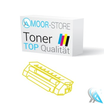 Kompatibel zu Kyocera 1T02F3AEU0, TK-510Y Toner Gelb