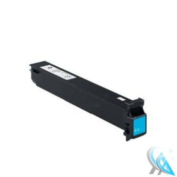 Konica Minolta original gebrauchter Toner Cyan A0D7451 TN-314C für Bizhub C353