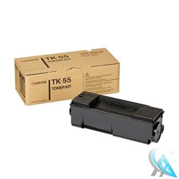 Original Kyocera 370QC0KX, TK-55 Toner Schwarz