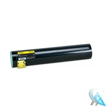 Original gebrauchter Toner C930H2YG Gelb für Lexmark X945 X940 C935 C930