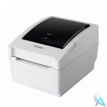 Toshiba TEC B-EV4D-GS14-QM-R gebrauchter Thermo Etikettendrucker