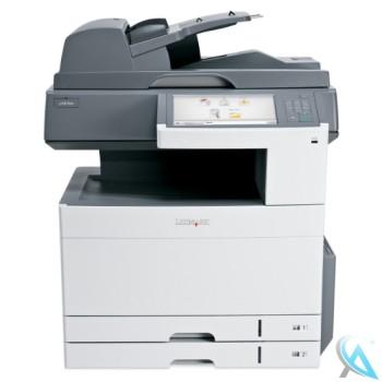 Lexmark X925de gebrauchter Kopierer