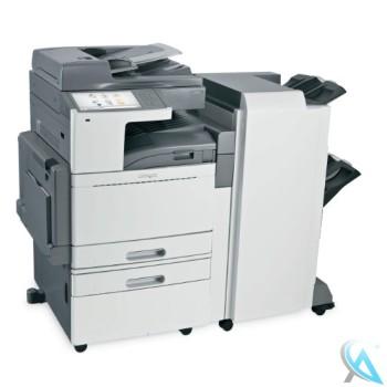 Lexmark XS950de Farbkopierer mit Finisher 7558-FNS