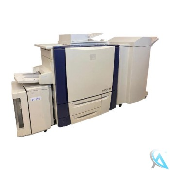 Xerox ColorQube 9203 gebrauchter Kopierer mit Booklet Finisher
