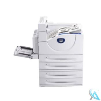 Xerox Phaser 5550DN gebrauchter Laserdrucker mit 2 Zusatzpapierfächern