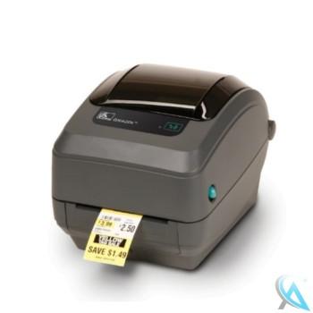 Zebra GK420t gebrauchter Thermodirekt- Etikettendrucker