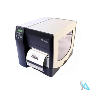 Zebra Z6M gebrauchter Thermo Etikettendrucker