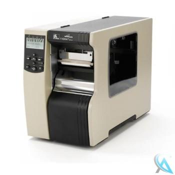 Zebra 110Xi4 gebrauchter Thermo Etikettendrucker mit USB und LAN