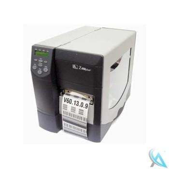 Zebra Z4Mplus gebrauchter Thermo Etikettendrucker