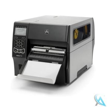 Zebra ZT420 gebrauchter Thermo Etikettendrucker mit Netzwerk