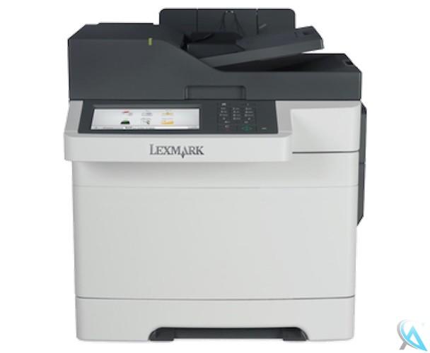 Lexmark CX510DE Multifunktionsgerät