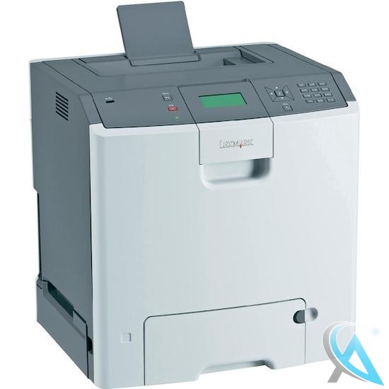 Lexmark C736n Printer Universal PCL5e 64x