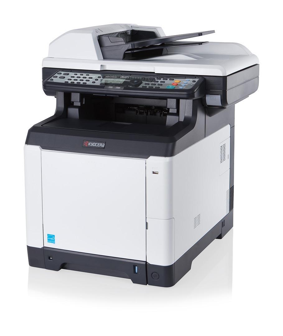 kyocera ecosys m6026cdn farb multifunktionsdrucker scanner. Black Bedroom Furniture Sets. Home Design Ideas