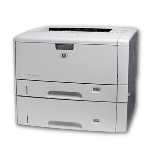 hp laserjet 5200tn laserdrucker din a3 lan netzwerk. Black Bedroom Furniture Sets. Home Design Ideas