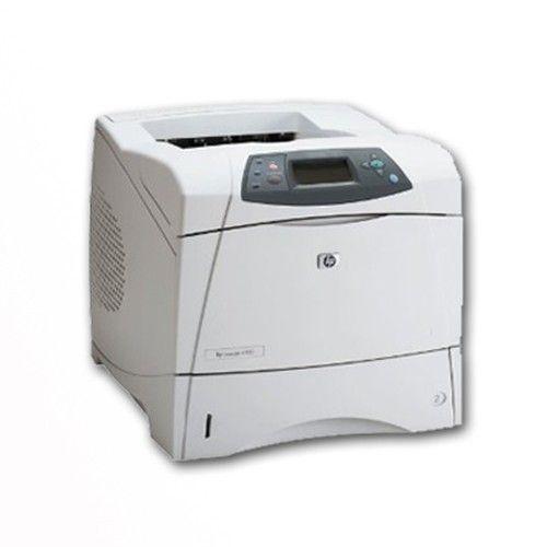 hp laserjet 4350dn laserdrucker duplex netzwerk drucker. Black Bedroom Furniture Sets. Home Design Ideas