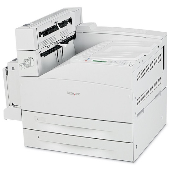 lexmark w850dn laserdrucker a3 duplex laser druker mit. Black Bedroom Furniture Sets. Home Design Ideas