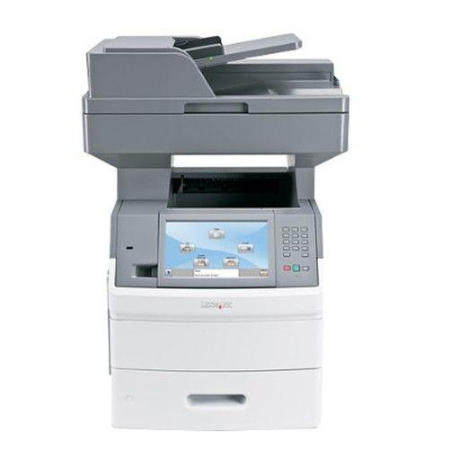lexmark x656de laserdrucker multifunktionsger t drucker scanner fax ebay. Black Bedroom Furniture Sets. Home Design Ideas
