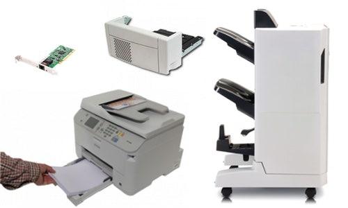 Druckerzubehör, Druckerersatzteile